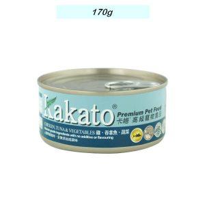kakato chicken tuna vegetables a3
