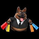dog zone logo